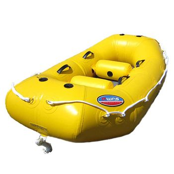 Gommone raft in PVC WRS Rescuer 200