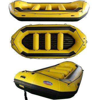 Gommone raft in PVC WRS Rescuer 400